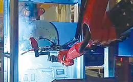 工程车驾驶室焊接