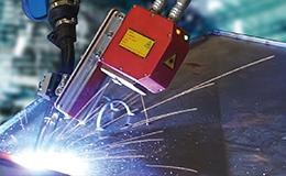 工程机械油箱焊接