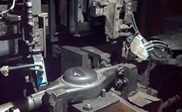 车桥壳专机焊接