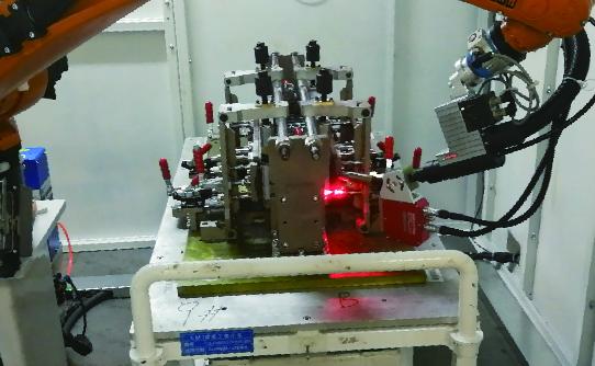 新能源-电池铝外壳激光焊接