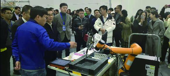 英莱科技亮相第二届中国(唐山)工业设计展
