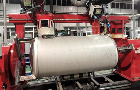 不锈钢低温深冷储气罐