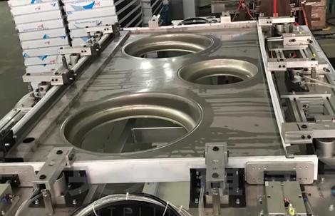 不锈钢灶台焊接