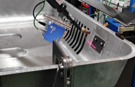 工程机械覆盖件焊接