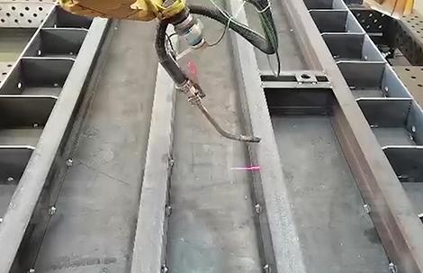 桥梁模板焊接