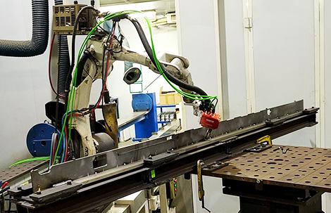 医疗设备部件焊接